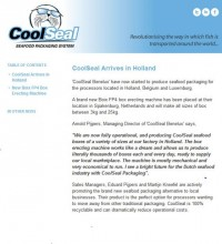 Cool Seal � Hollandi